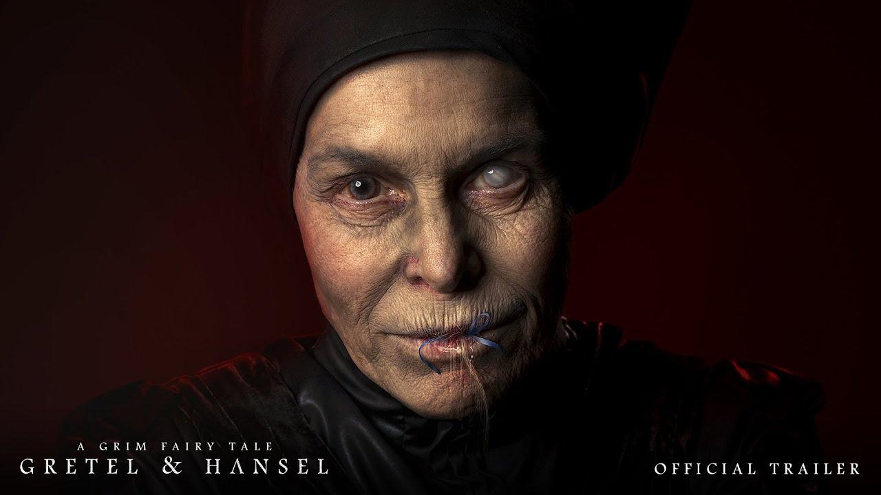 GRETEL HANSEL Official Trailer 2020 1280x720