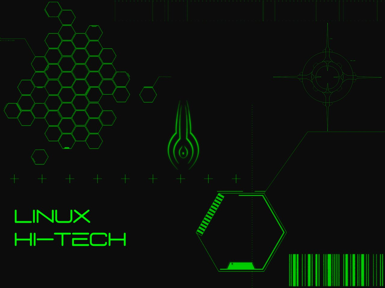 25 Fresh and Cool Linux Desktop Wallpapers TechSource 1280x960
