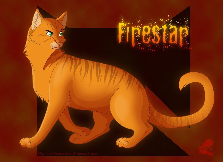 Posted Image Warrior Cats Wallpaper Firestar 1240x904