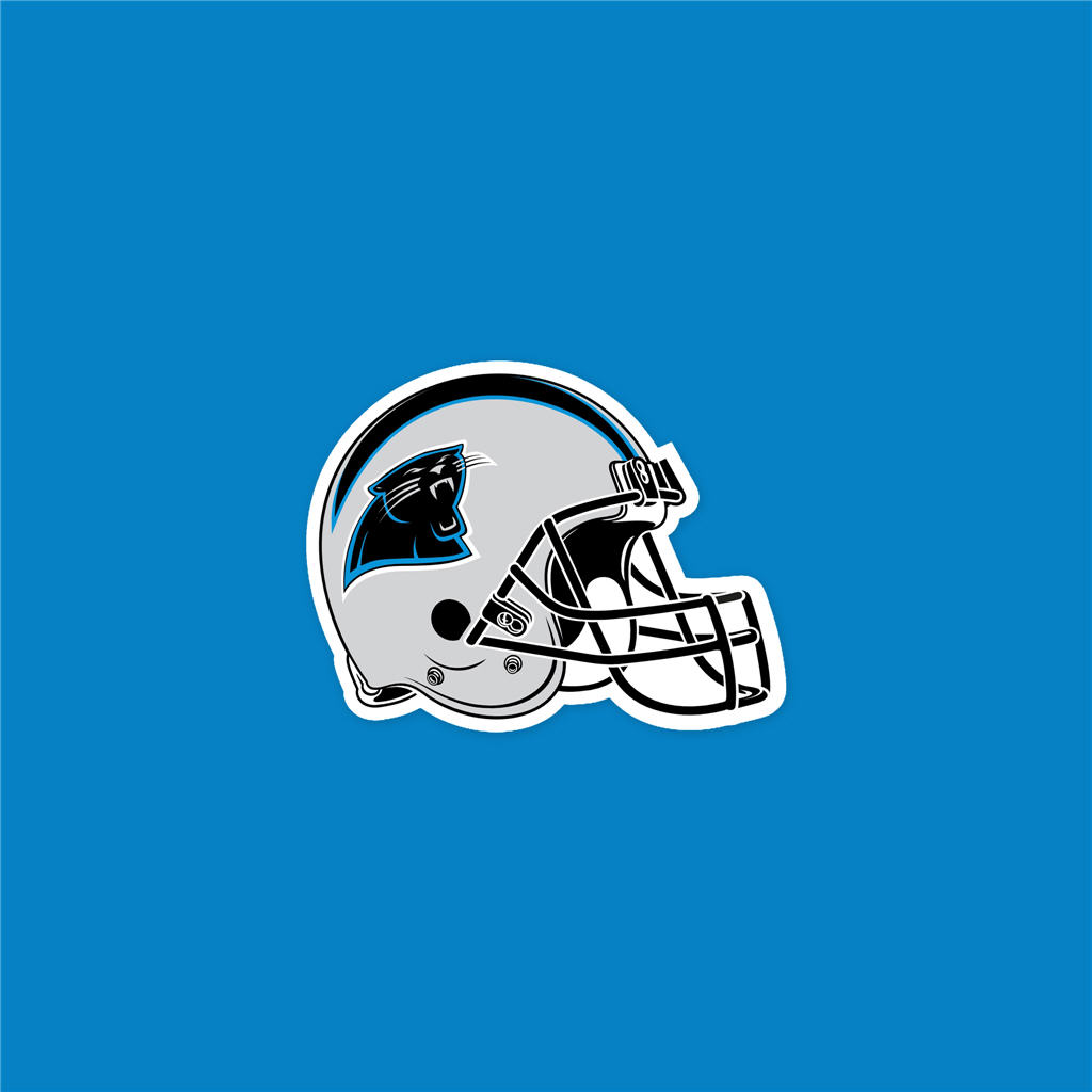 Panthers Helmet Wallpaper for Amazon Kindle Fire HD 7 1024x1024