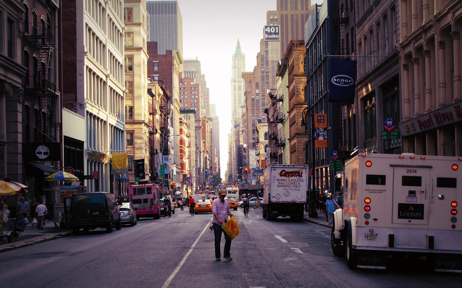 Theme Bin Blog Archive New York City HD Wallpaper 1920x1200
