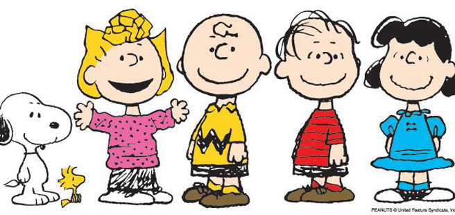Peanuts Gang 656x310