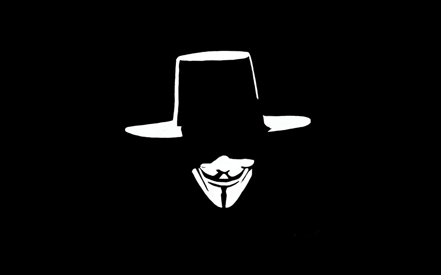 V For Vendetta Quotes Anonymous V Wallpaper ...