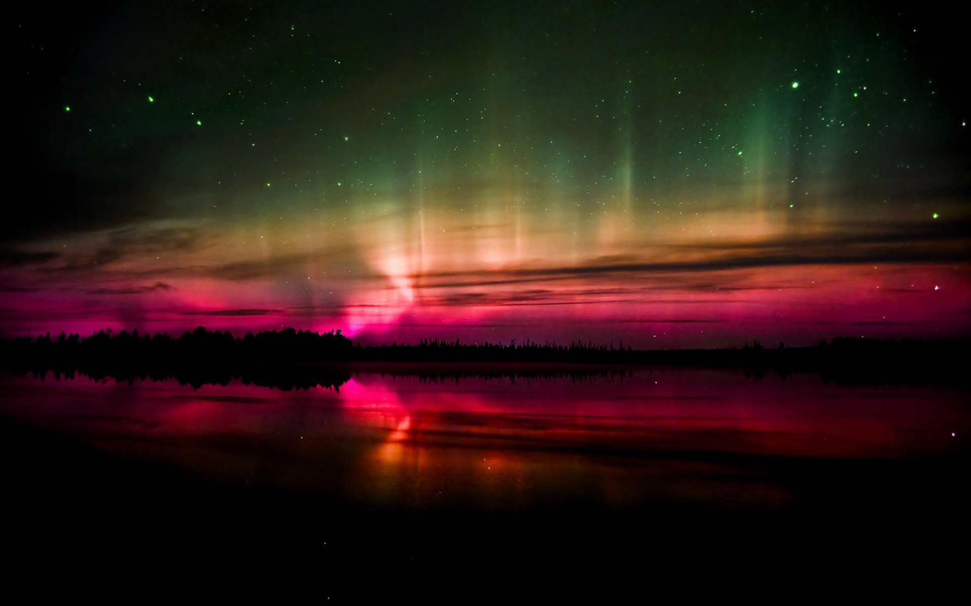 Download Beautiful Aurora HD Wallpapers 5538 Full Size 1920x1200