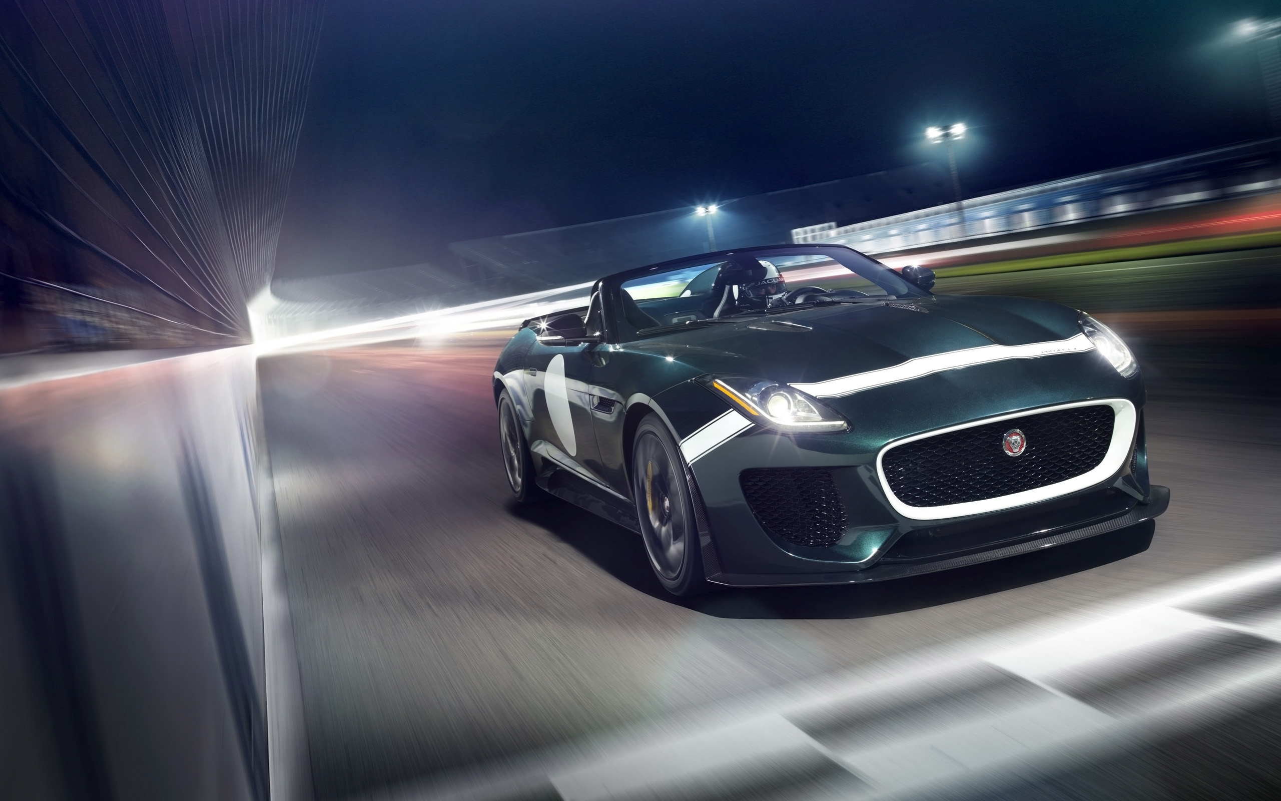 2015 Jaguar F Type Project 7 Wallpaper HD Car Wallpapers 2560x1600