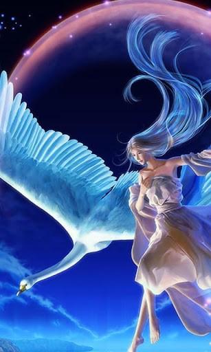 3D Angels Wallpaper - ...