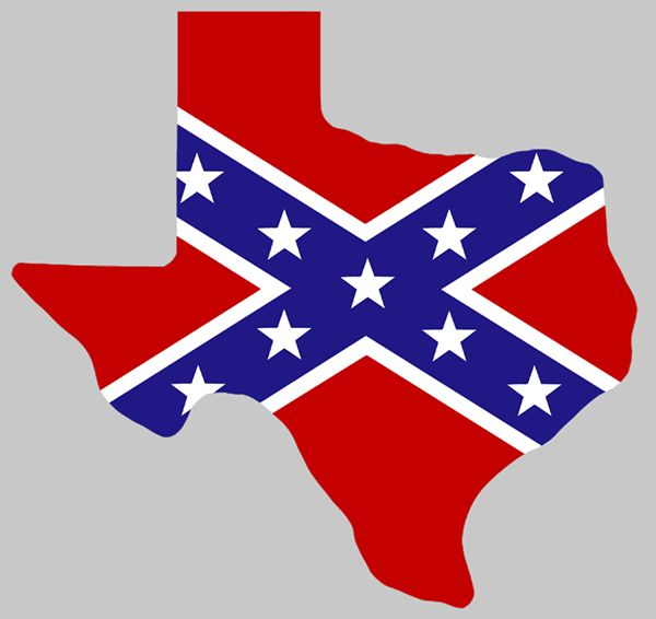 Texas Flag Wallpaper Rebel Flag   The Best Flags Secede 600x566