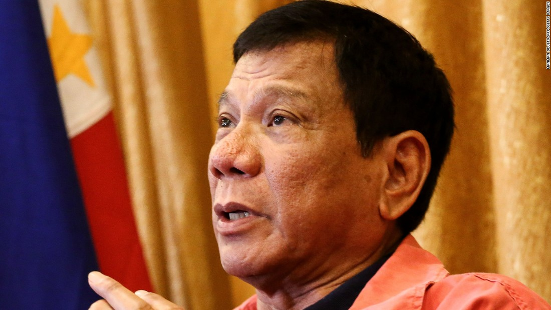Rodrigo Dutertes most controversial comments 1100x619
