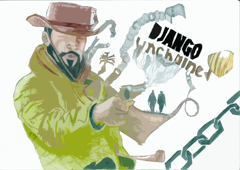 django unchained 4k ultra hd wallpaper High quality walls 4502x3182