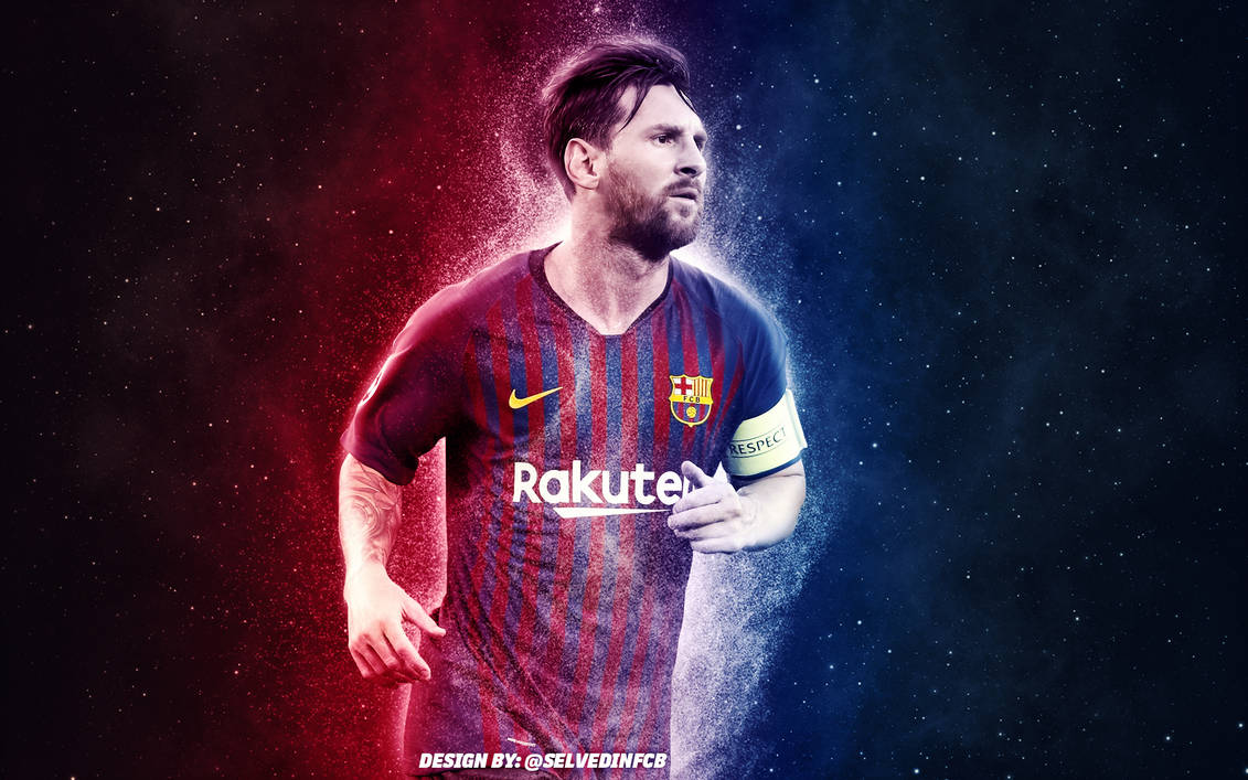 Lionel Messi 2019 HD WALLPAPER by SelvedinFCB 1131x707