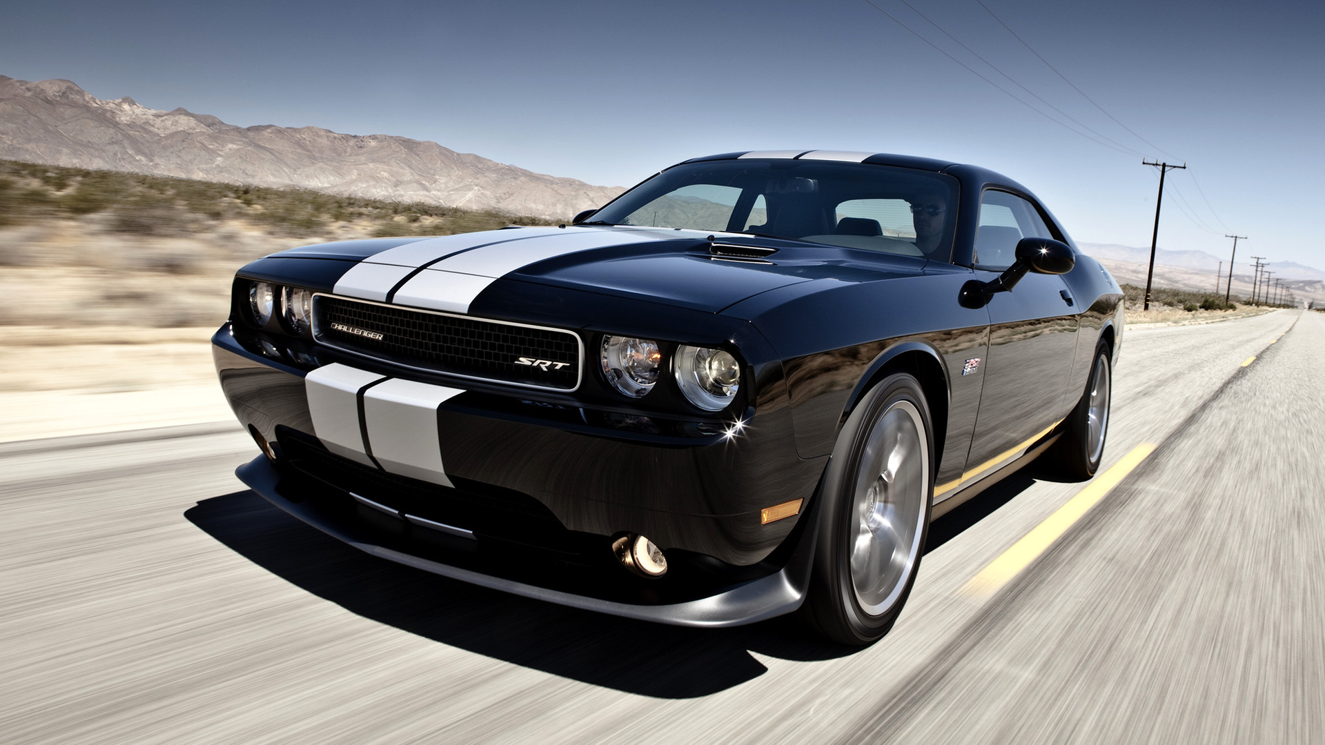 Dodge Challenger SRT8 392 2011 Wallpapers and HD Images 1920x1080