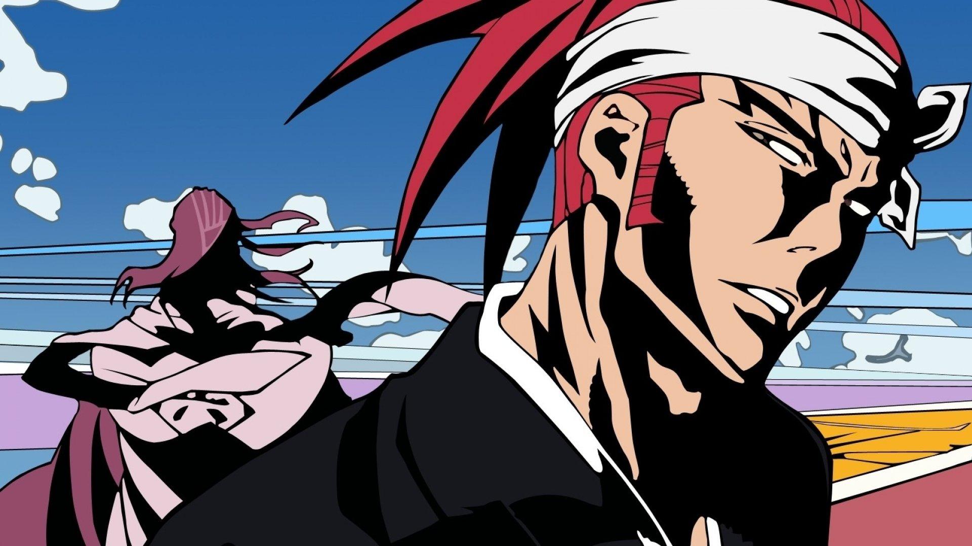 Byakuya Renji HD Wallpaper Background Image 1920x1080 ID 1920x1080