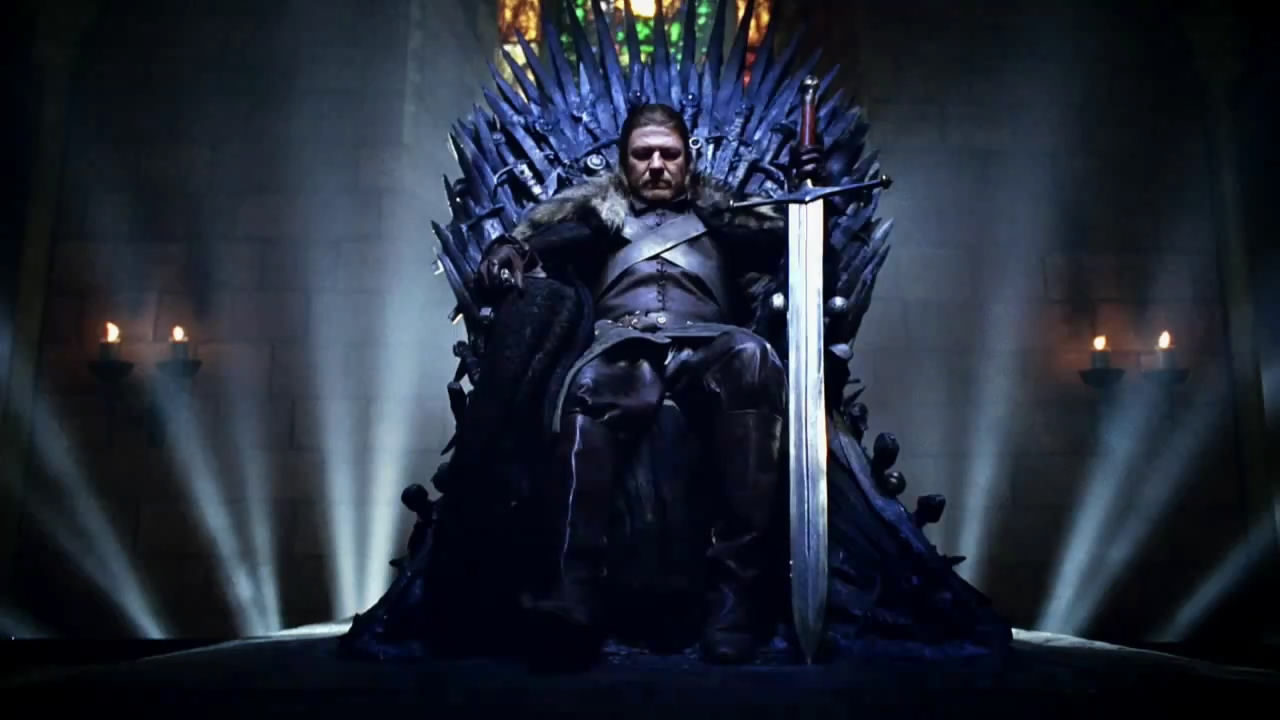 Free Download House Stark Images Eddard Stark On Iron Throne