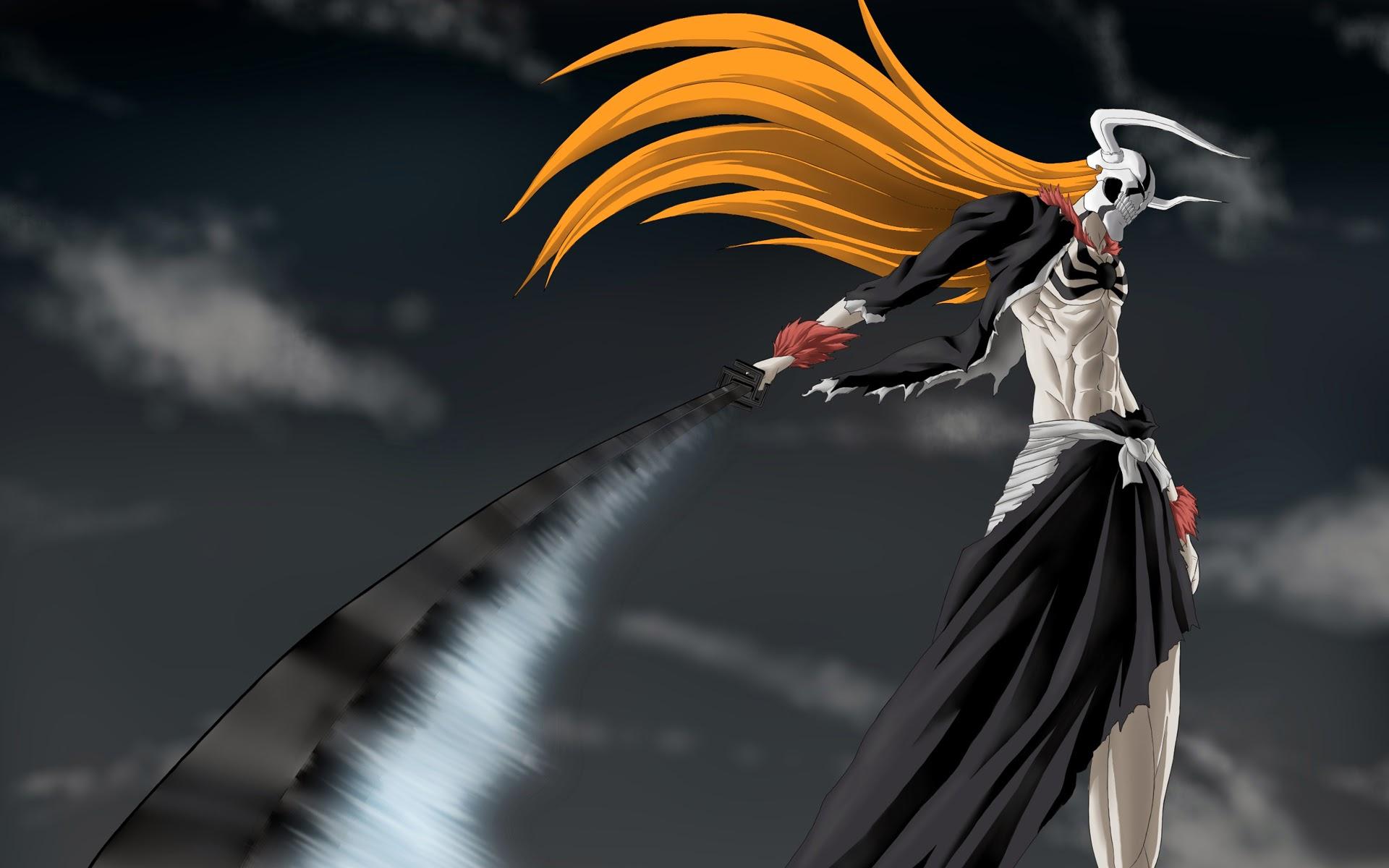 Bleach Ichigo Wallpaper - WallpaperSafari