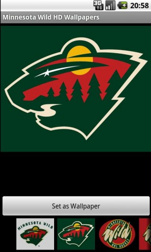 View bigger   Minnesota Wild HD Wallpapers for Android screenshot 307x512