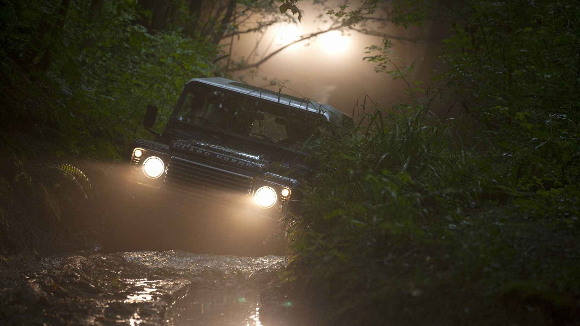 Land Rover Defender Off Road Wallpapers High Quality Wallpapers 1920x1080