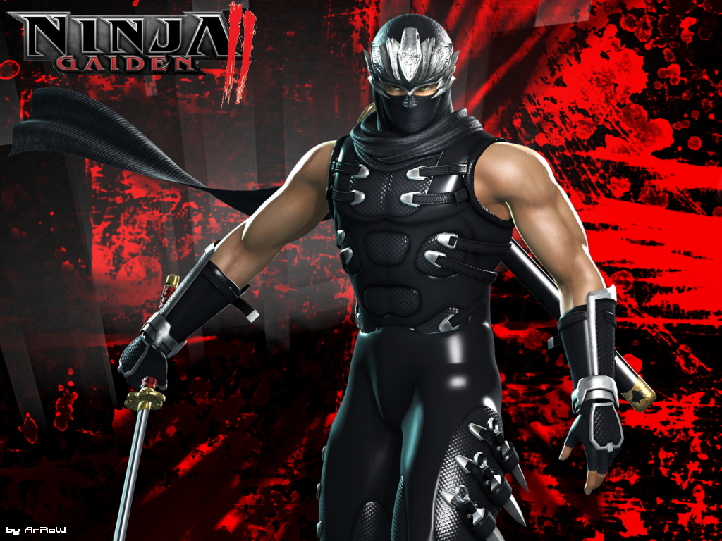 ninja gaiden 4k wallpaper