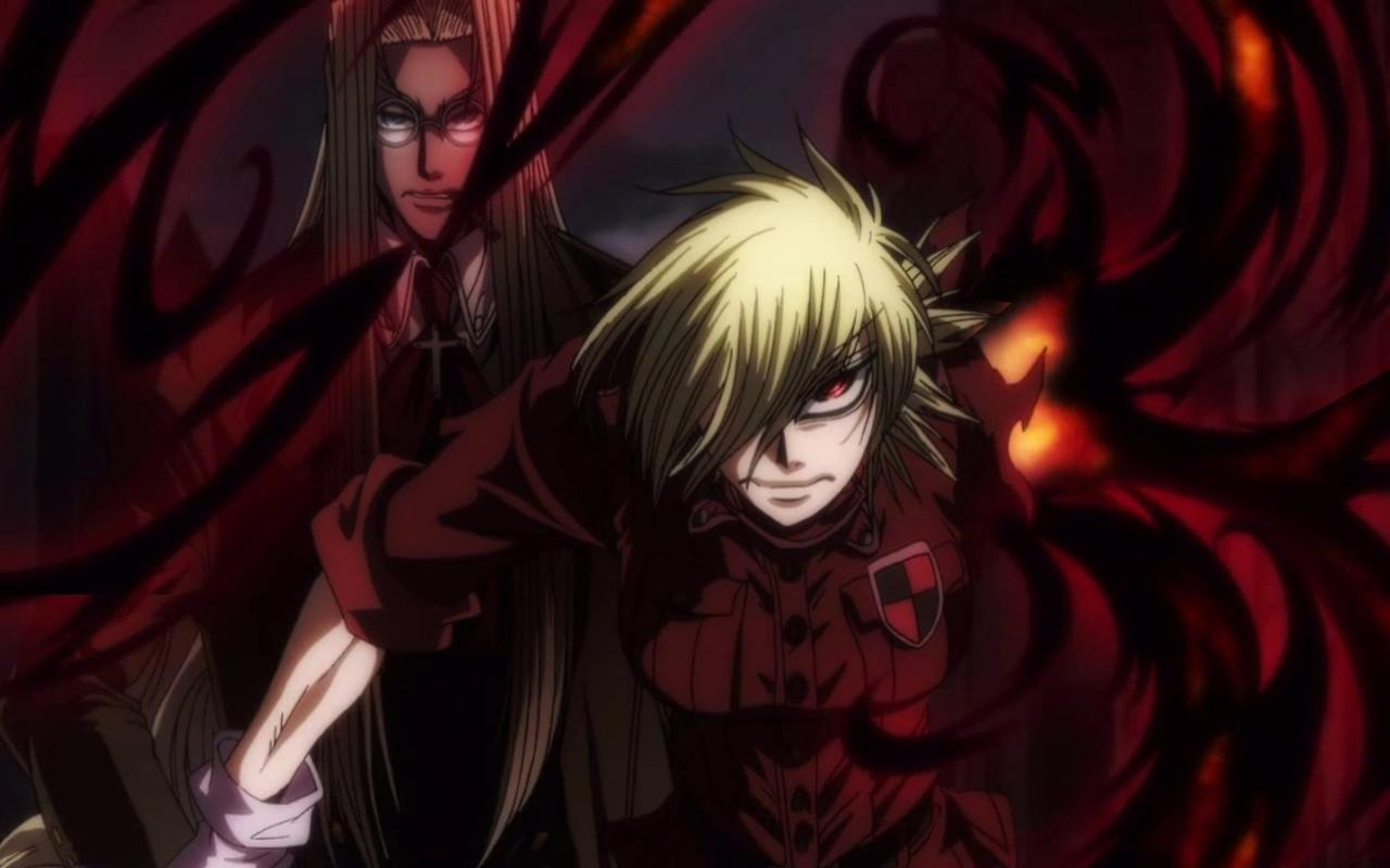 Hellsing Ultimate Wallpaper - WallpaperSafari