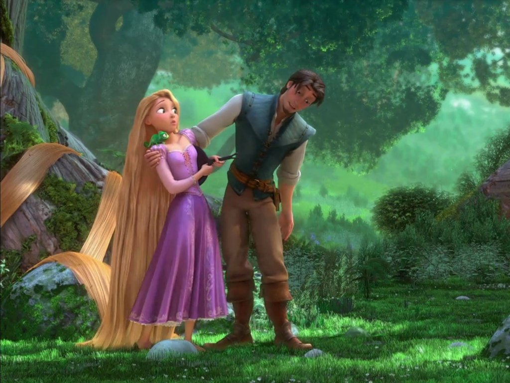 Tangled images Tangled Wallpaper HD wallpaper and background photos 1024x768