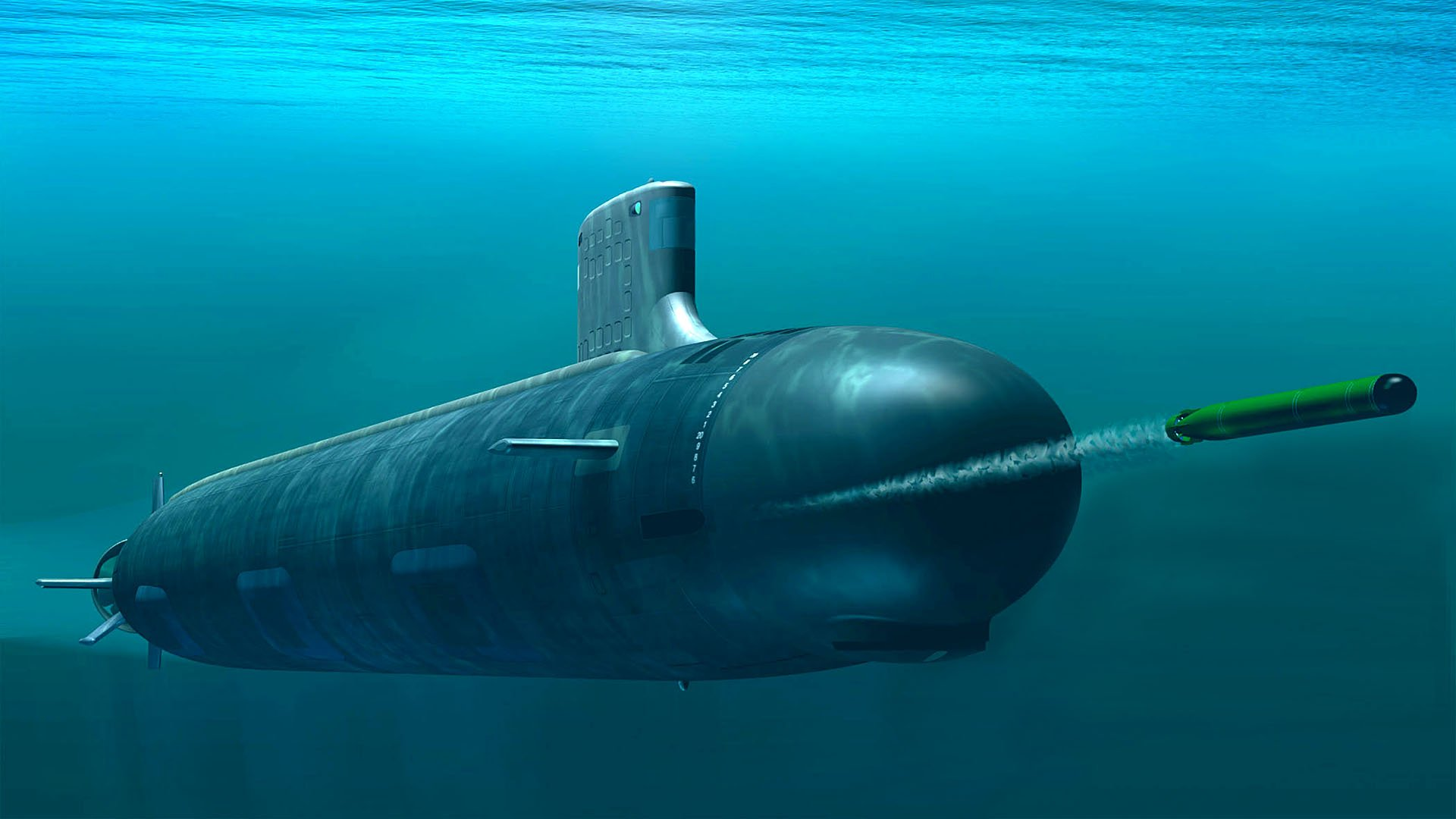 a study on the submarine an underwater fighter