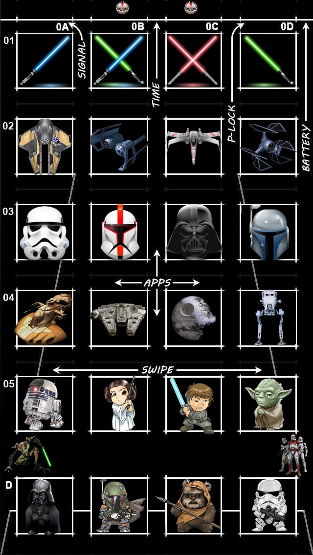 Star Wars IPhone 5 Wallpaper Star Wars Pinterest 640x1136