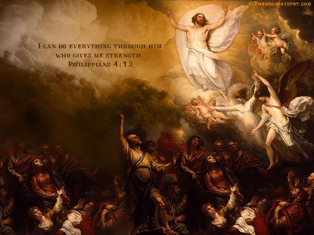 Religious Christmas Wallpaper 1024x768