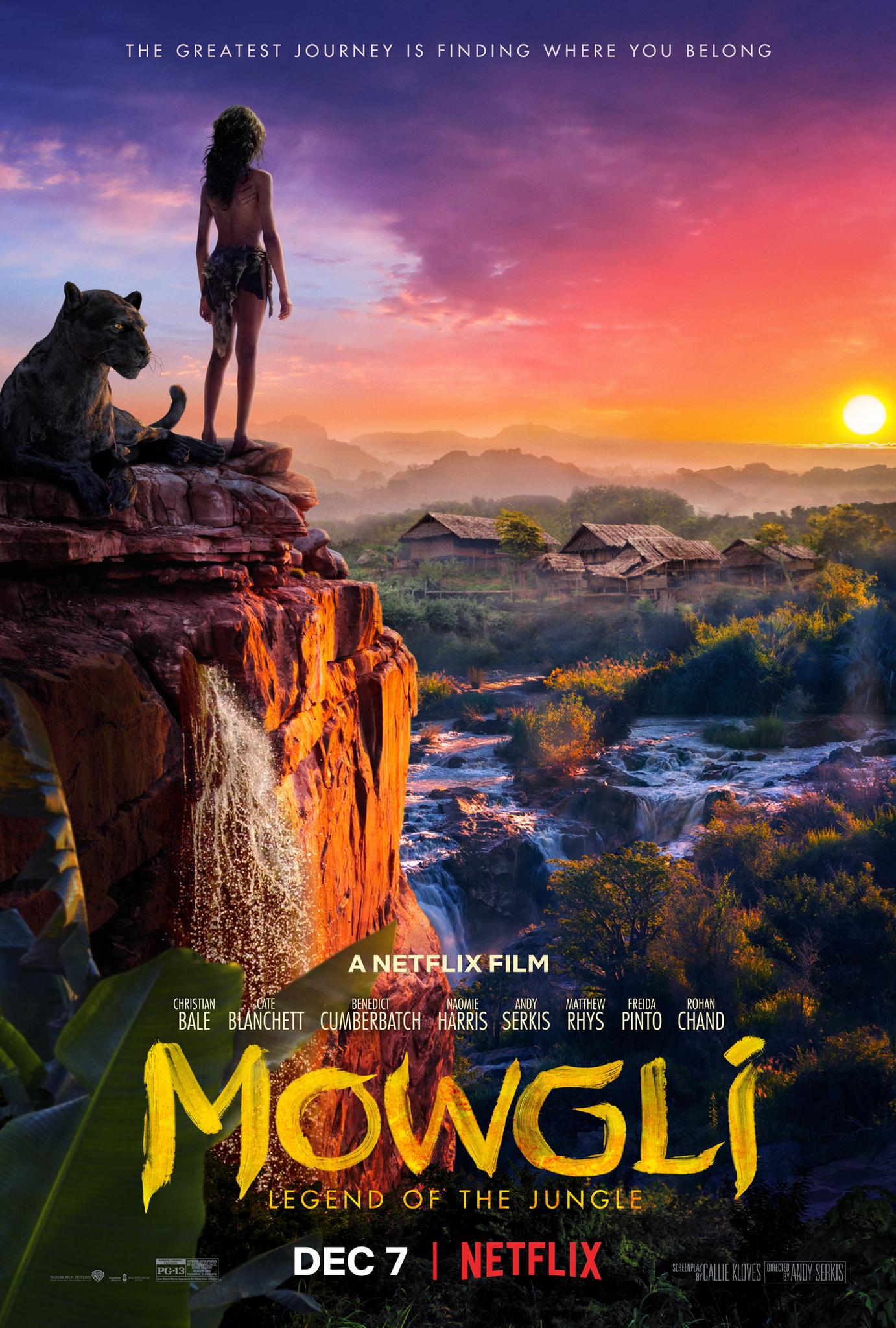 Mowgli Legend of the Jungle 2018   Photo Gallery   IMDb 1382x2048