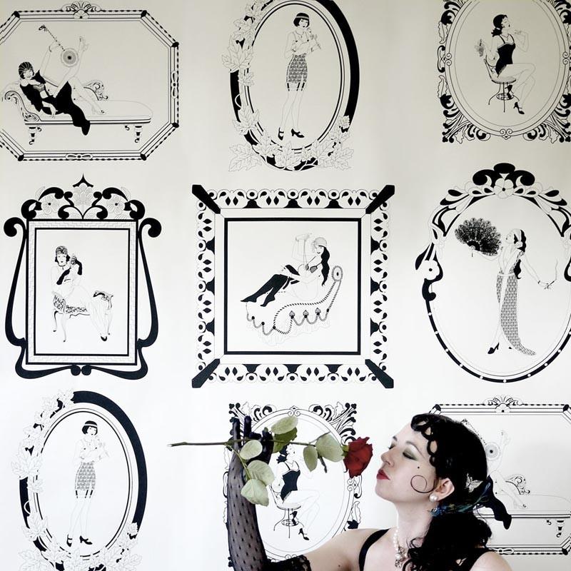 Glamour Wallpaper Dupenny Wallpaper Buy Wallpaper Direct Online 800x800