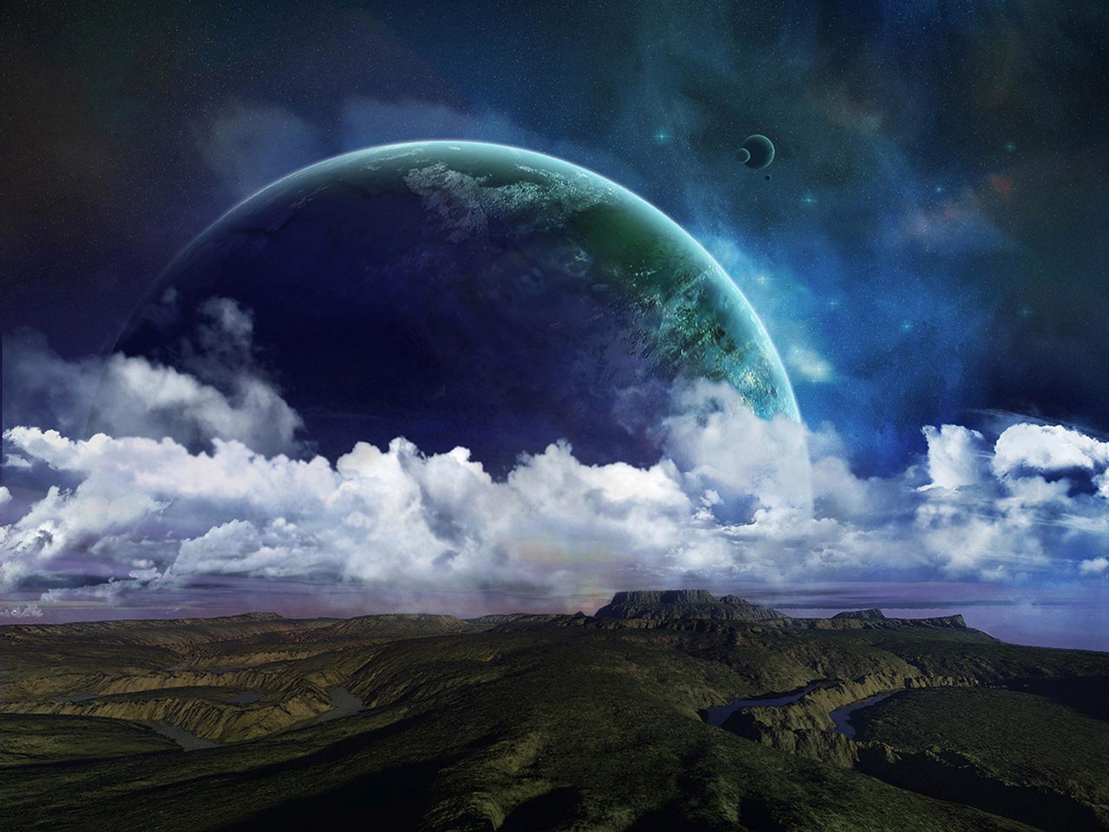 HHMZZ HD Digital Universe Wallpapers 1600x1200