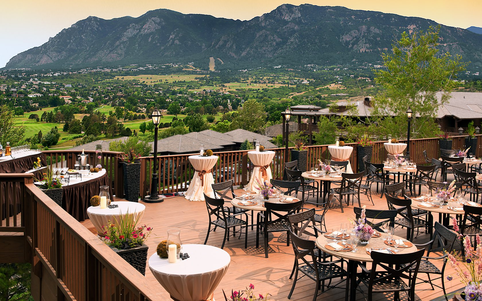 Colorado Springs Hotel Photos Cheyenne Mountain Resort 1680x1050