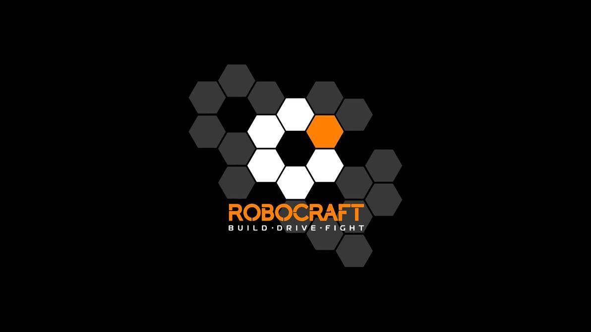 Robocraft Hex logo Wallpaper by Ichinensei 1192x670