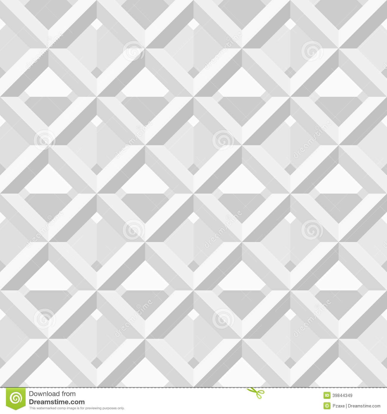 42 Gray And White Geometric Wallpaper On Wallpapersafari