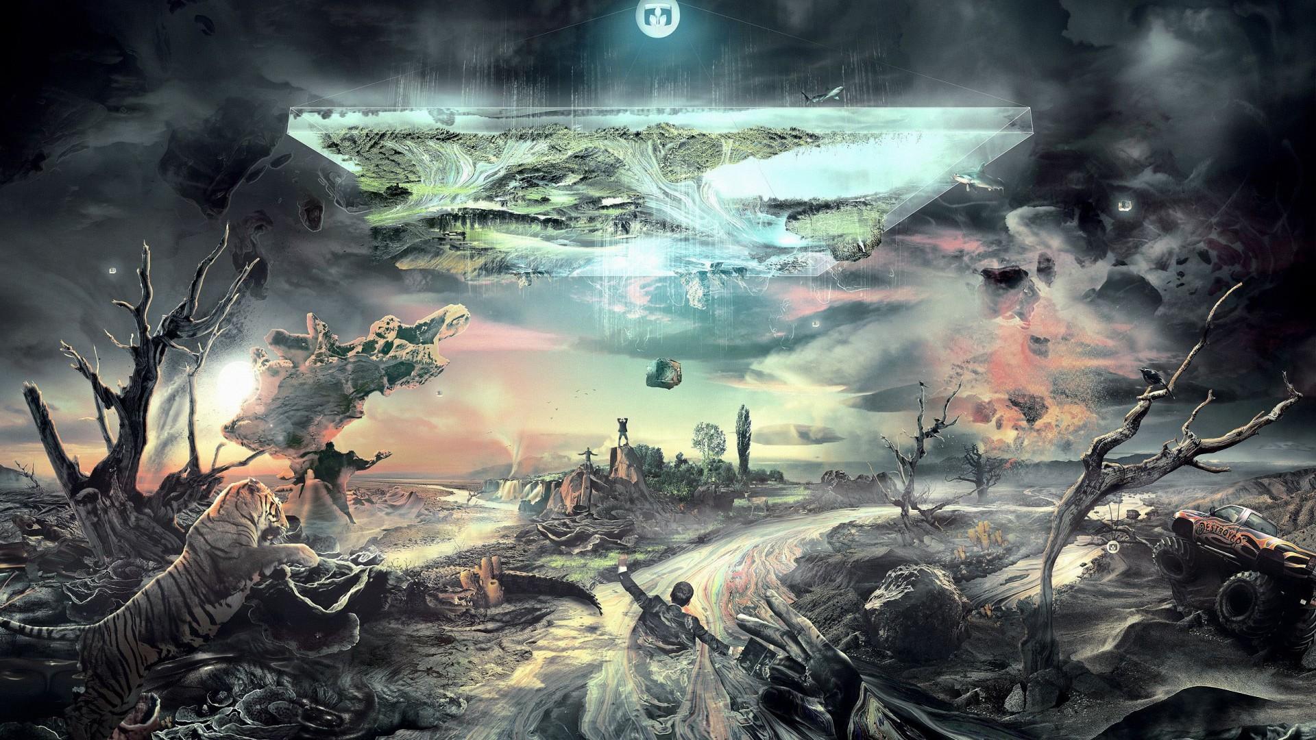 Zombie Apocalypse   1920x1080 1920x1080