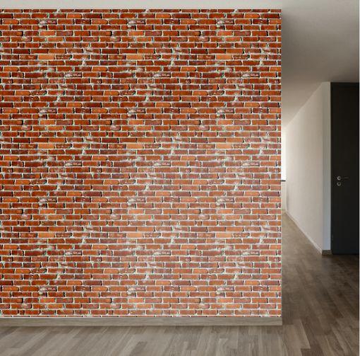 Brick Wall Removable Wallpaper 510x503