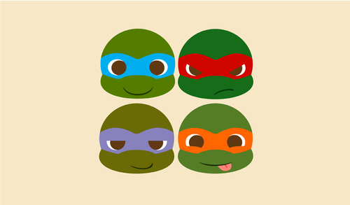 tmnt on imgfave 500x293