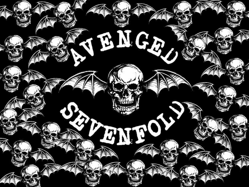 Tukang Flash Avenged sevenfold Wallpaper 1024x768