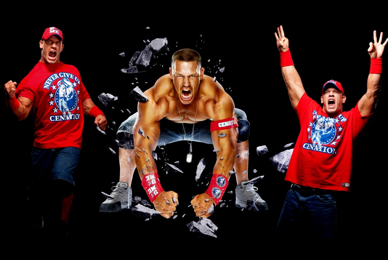 Wonderful Wallpapers John Cena HD Wallpapers 2013 2014 1280x858