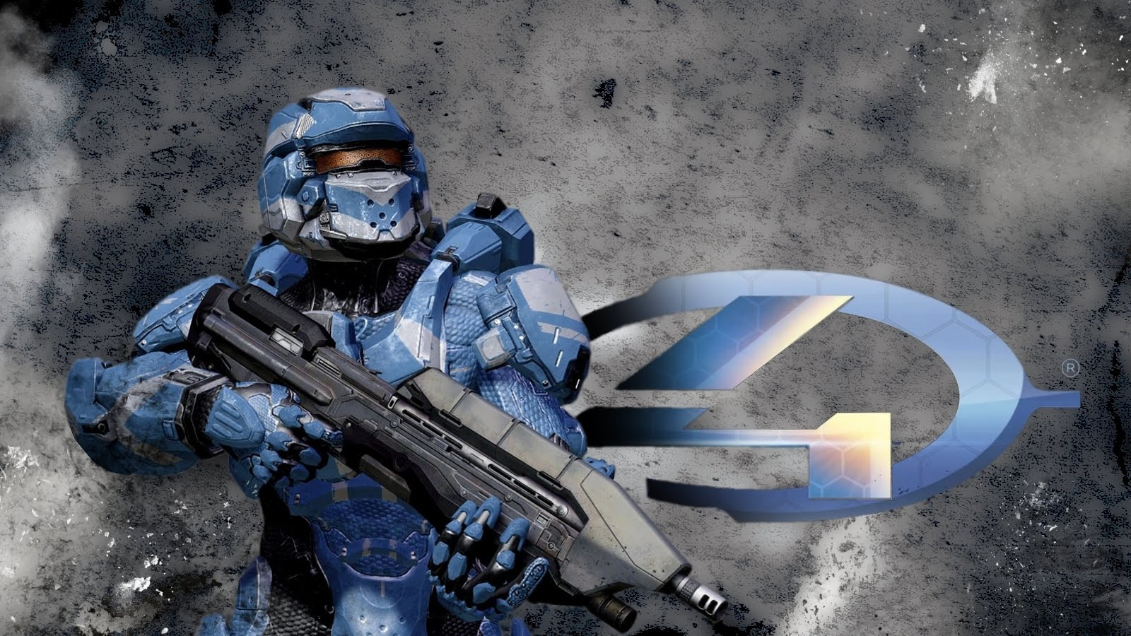 Just Walls Fanmade Halo 4 Wallpaper 1600x900