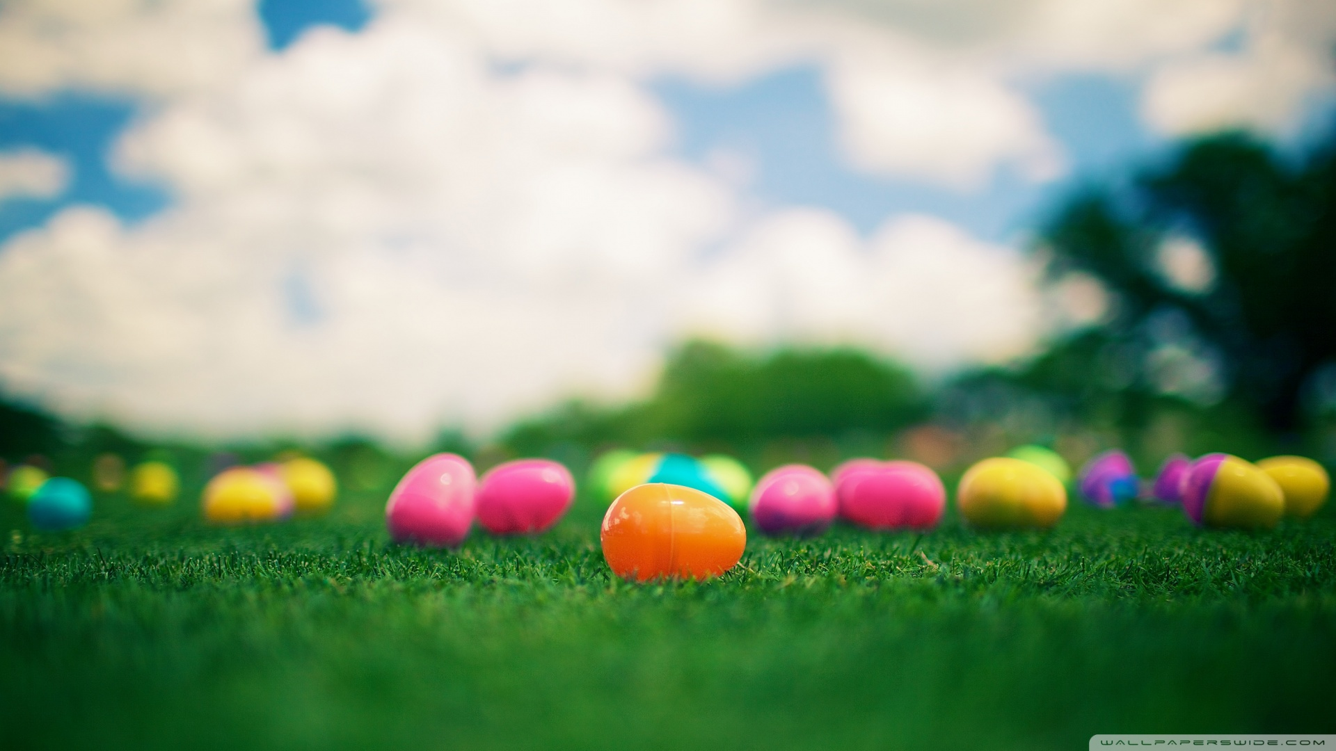 Download Easter Eggs 4 Wallpaper 1920x1080 Wallpoper 450960 1920x1080