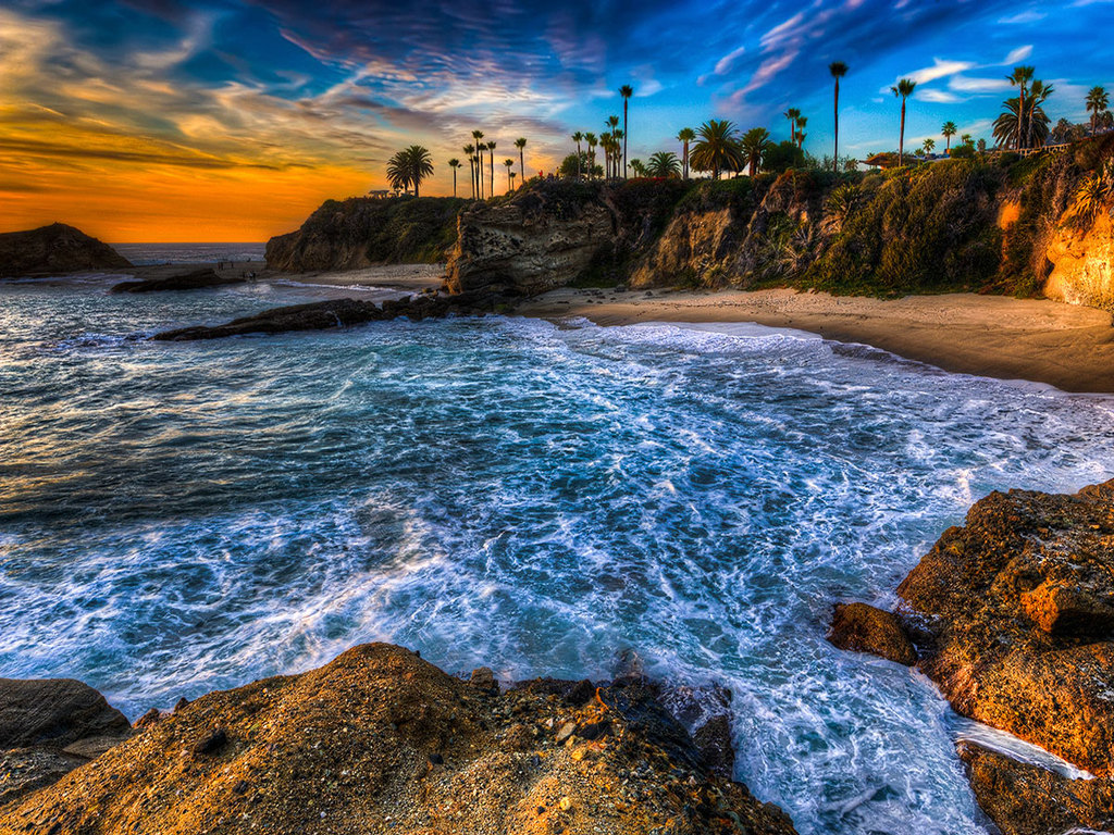 Laguna Beach Wallpapers Download Desktop Wallpaper Images 1024x768
