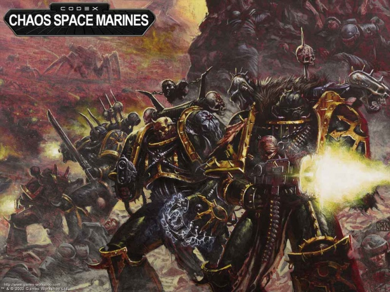 Space Marines   Warhammer 40K   Wallpaper   Chaos Space Marinesjpg 800x600