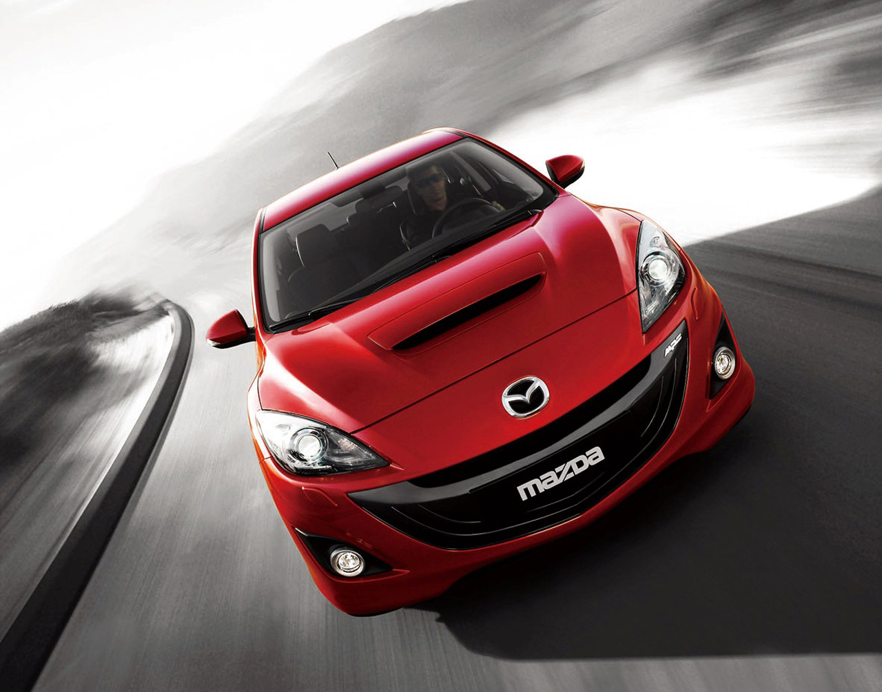 auto luxury cars and unique Mazda3 MPS MazdaSpeed3 Wallpaper 1280x1005