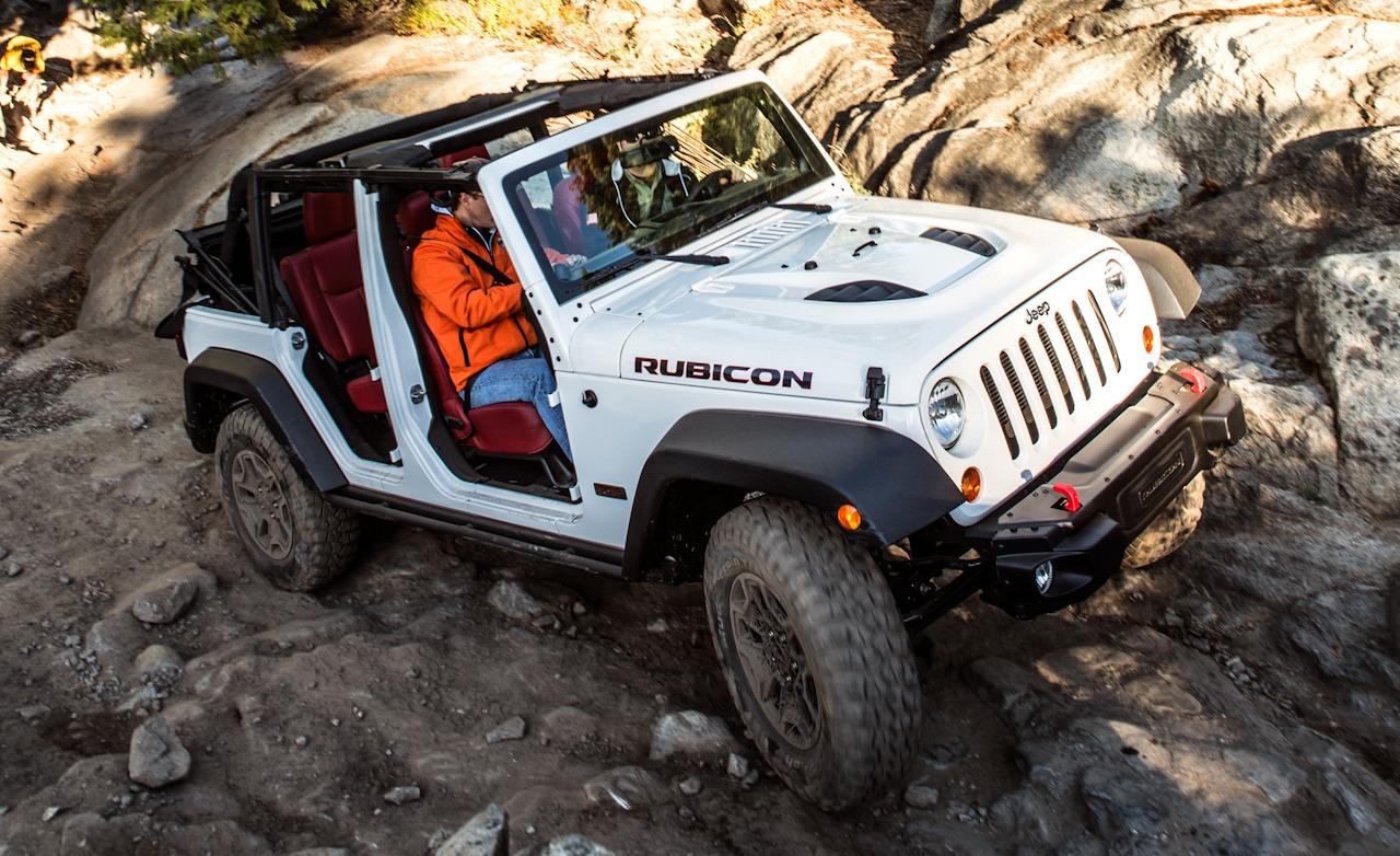 Free Download Jeep Wrangler Unlimited Rubicon White Fancy