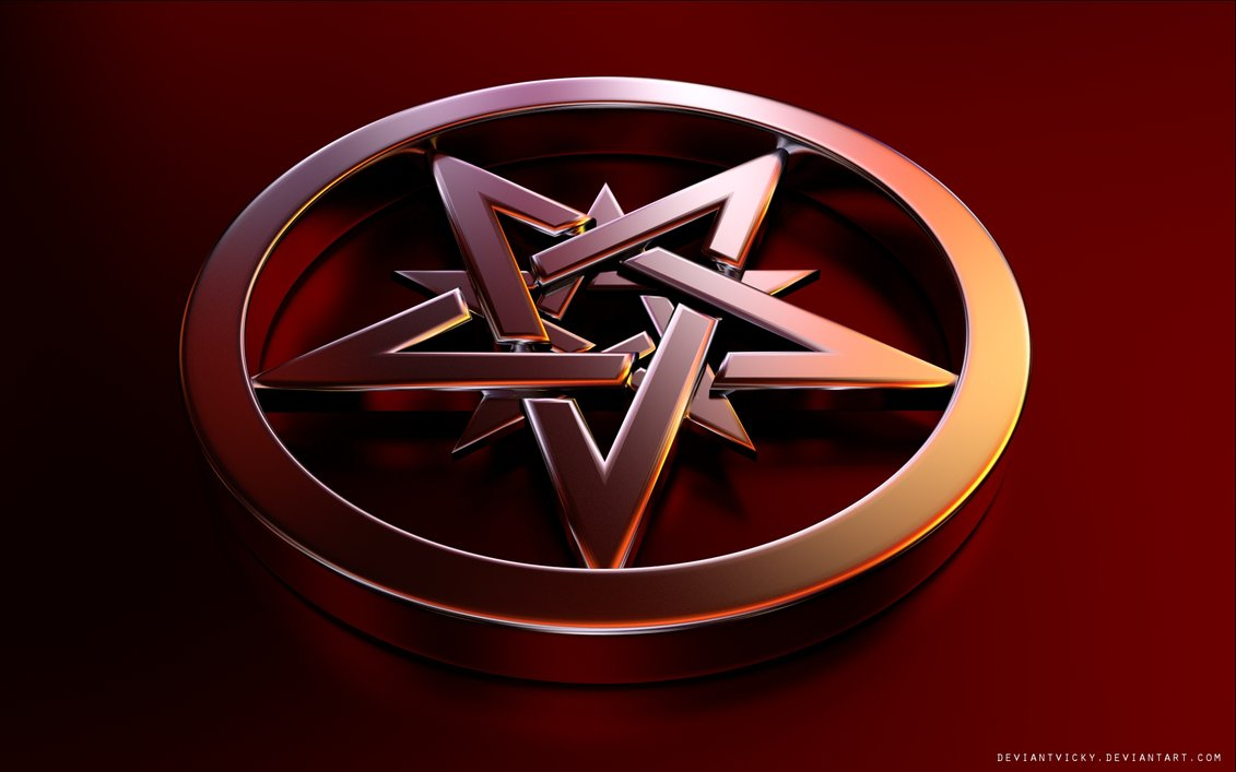 Pentagram Wallpaper by VickyM72 1131x707