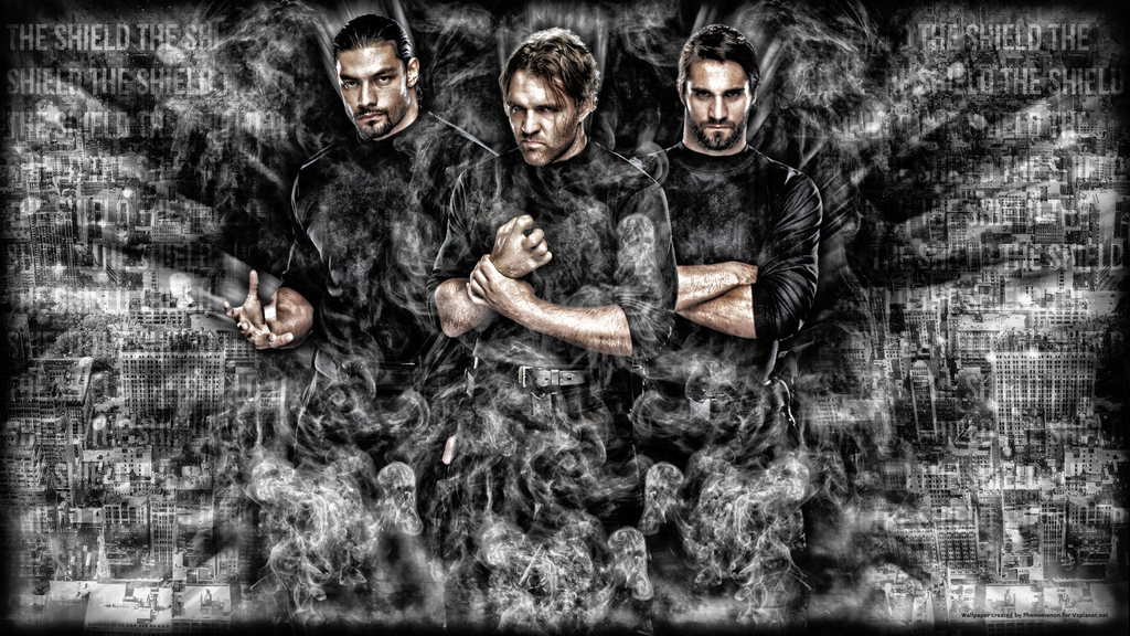 The Shield wallpaper by PhenomenonGFX 1024x576