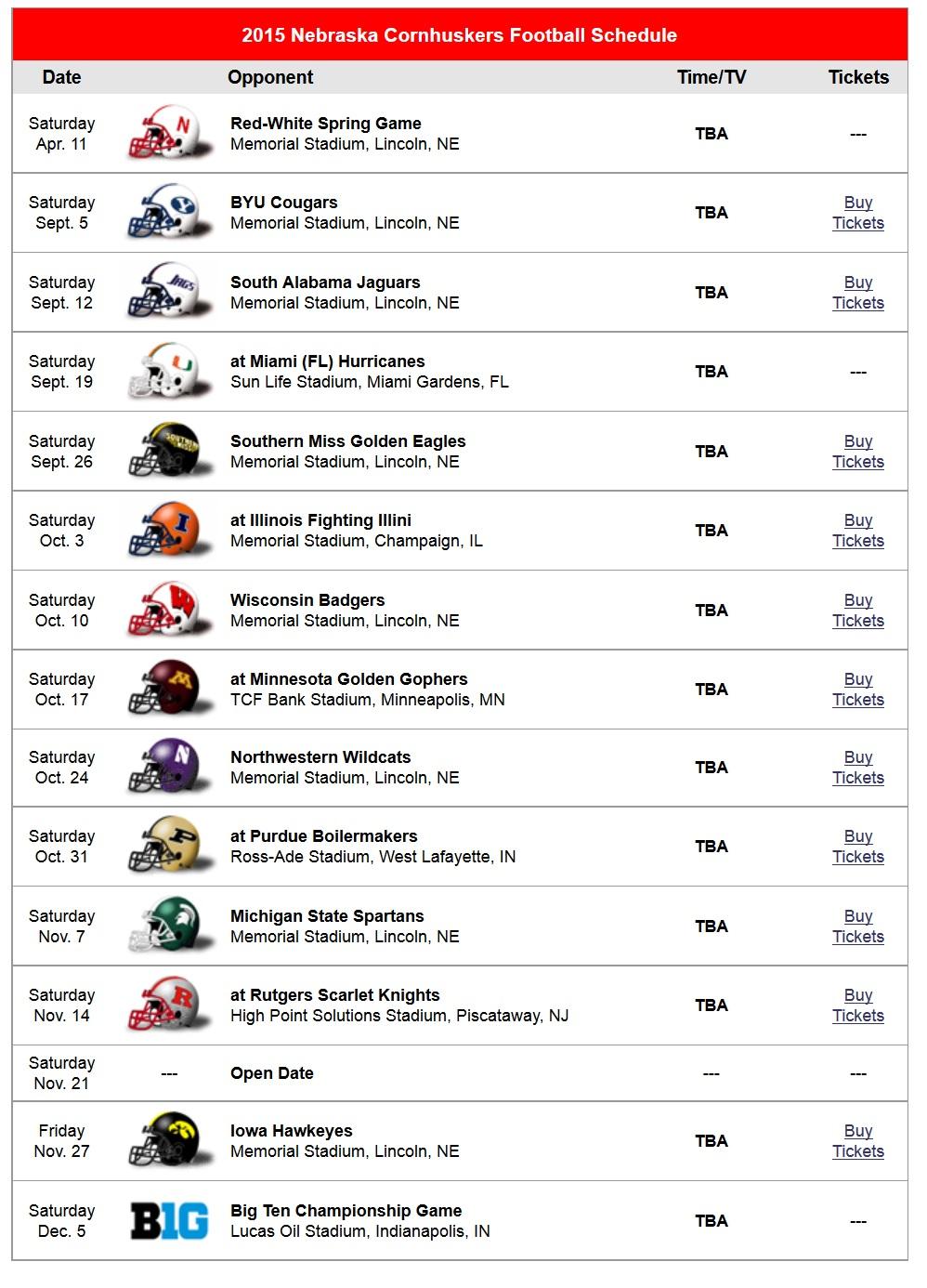 49 Michigan Football Schedule 2015 Wallpaper On Wallpapersafari