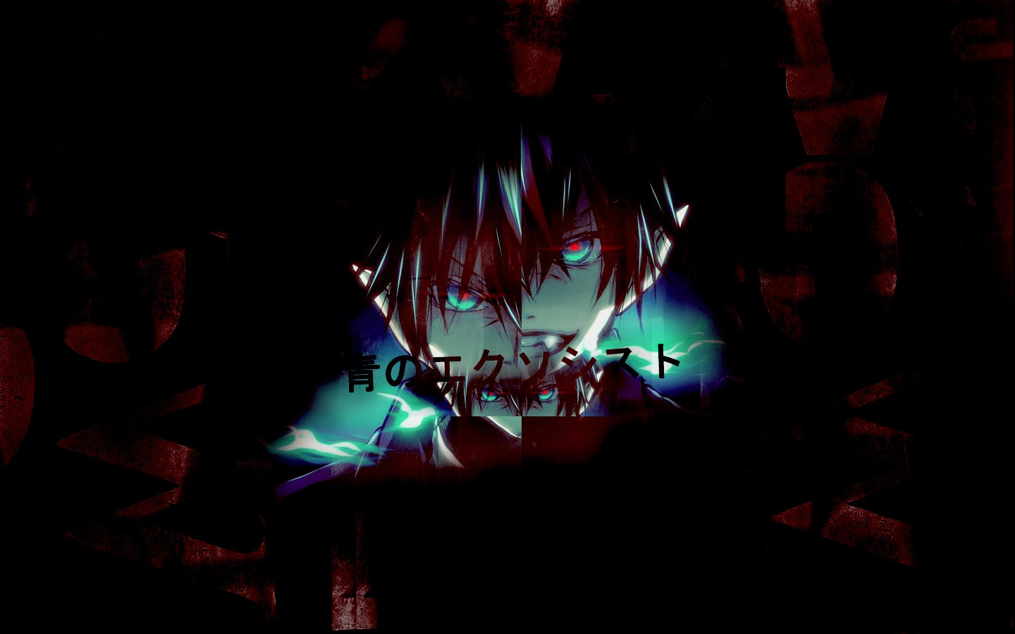 Ao No Exorcist Wallpaper submited images 1440x900