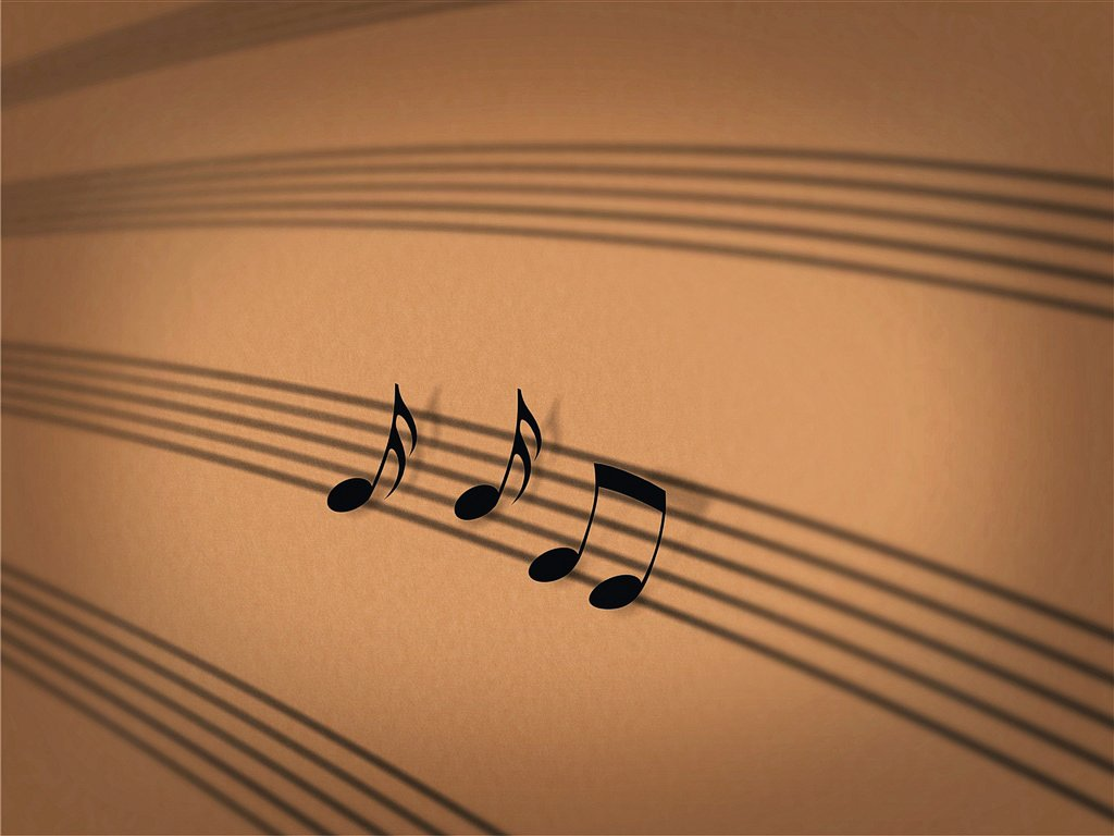 Piano Music Notes Wallpaper Amazing Wallpapers 1024x768