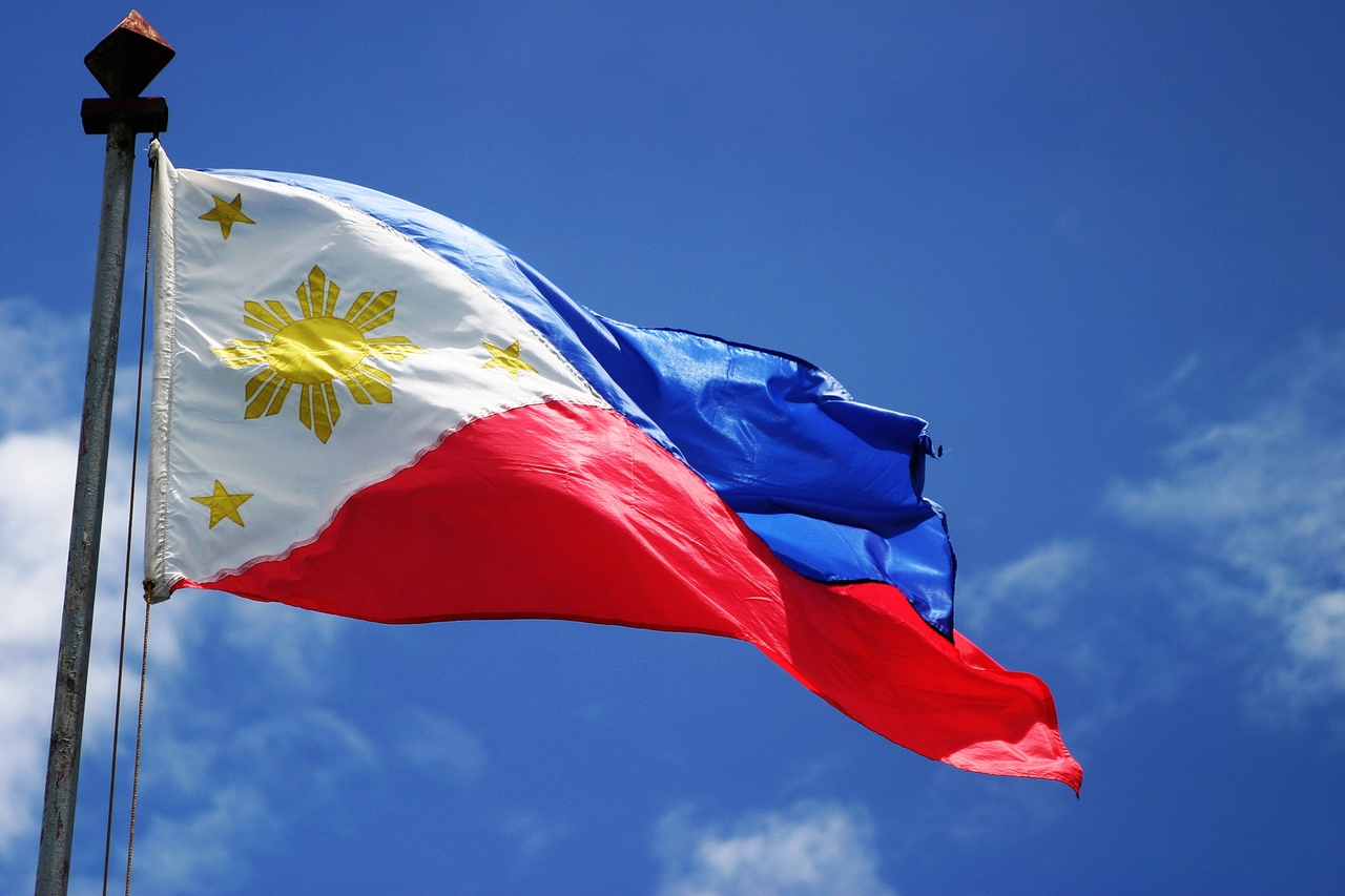Philippines Flag Wallpaper