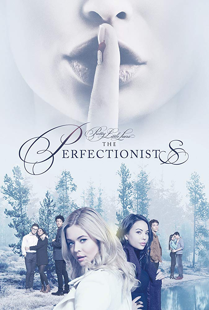 Pretty Little Liars The Perfectionists 2019 674x999